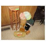 Baskets, Artificial Flowers, Keurig Pod Holder,