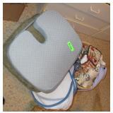 Cushions, Laundry Baskets, Bags, Towels