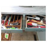 Kitchen Utensils, Drawer Organizers