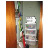 Plastic Organizer, Containers, Dish Scrubbers,