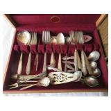 Assorted Cutlery (Some Silver)