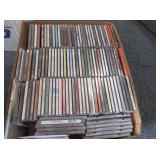 Compact Disc Collection of Different Genres