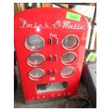 Drink O Matic Plug In Can/Bottle Dispenser