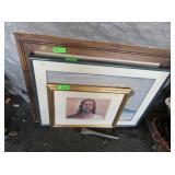 3) Framed Photos