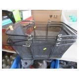 3) Wire Baskets