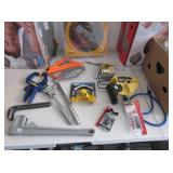 Wrenches, Clamps, Coupler Lock, Velcro