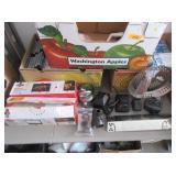 Rotisserie Kits, Sprinkler Timer, Hardware