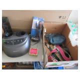 Massager, Styling Hair Brush, Jewelry Box, Belts,