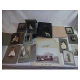 Vintage Photos, Scrap Books