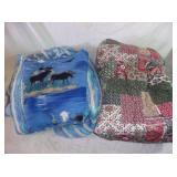 Quilt Sleeping Bag, Blanket