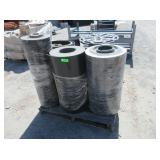 Pallet Of Belting And Tubing