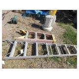 2) Ladders