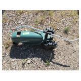 Lawn Tractor Sprinkler