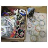 Metal Bangles and Chunky Bracelets