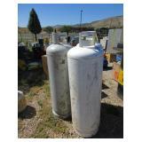 3) Gas Tanks