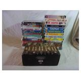 DVD and VHS Movies