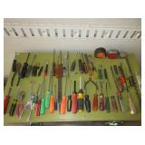 Assortment of Hand Tools, Tape Measures, Wrenches