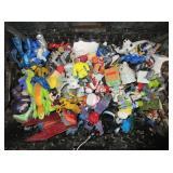 Assorted Plastic Figures