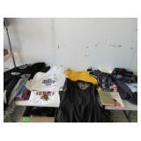 Jackets, Carhartt Sweatshirt, Work Gloves, T-Shirt