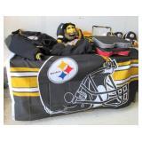 Pittsburg Steelers Memorabilia: Hats, Blankets,