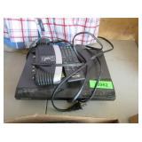 DVD Player, RF Modulator,