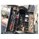 Multi-level Toolbox with Electrical Fittings,