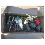 Bicycle Accessories, Pipe Fittings, Extras