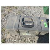 Toolbox with Tray, Hand Tools, Pipe Accessories