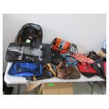 Purse, Backpack, Duffle Bag, Sports Bags,
