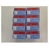 8) Boxes 5.56 x 45 (.223) Cartridges