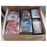Variety Of DVD Movies