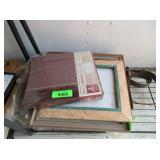 Photo Album, Frames, Wildlife Pamphlets,