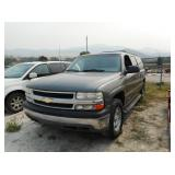 2001 Chevrolet Suburban*