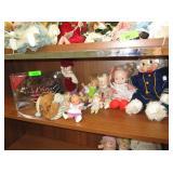Ralph Lauren Teddy Bears, Dolls, Plush