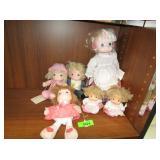 Prescious Moments Dolls, Hi Dolls, Applause