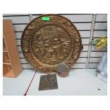 Metal and Bronze Decor