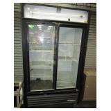 Glass Door Display Cooler