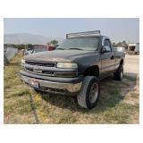 2000 Chevrolet Silverado 1500 *