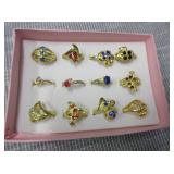 12) Various Size Rings