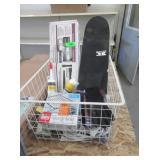 Adhesive, Skateboard, Gloves, Drain