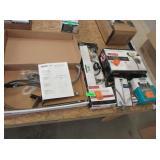 Bath Kit, Hooks, Faucet Kit