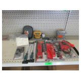 Pipe Handle, Tubing Cutter, Clamp Drivers and More