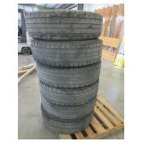 6) Tires