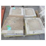 274.55 SF of Tile