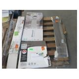 Assorted Flooring