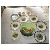 Collector Plates From Bavaria, 2) Sandford Fine