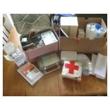 First Aid Kits And Minor Medical Supplies
