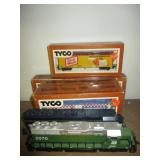 Tyco Collectible Toy Trains