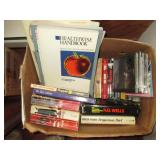 Books, CDs & Tapes