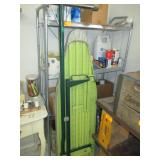 Cleaning Supplies, Iron Board, Additonal Hardware